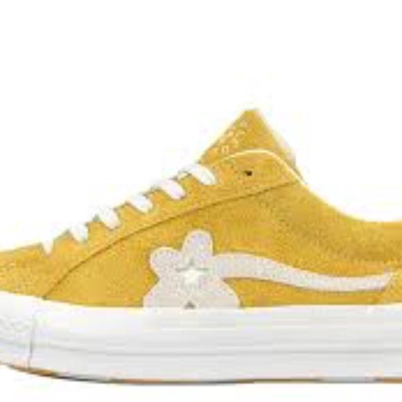 e4af5b2db9bc Converse x Tyler the Creator Golf le Fleur shoes